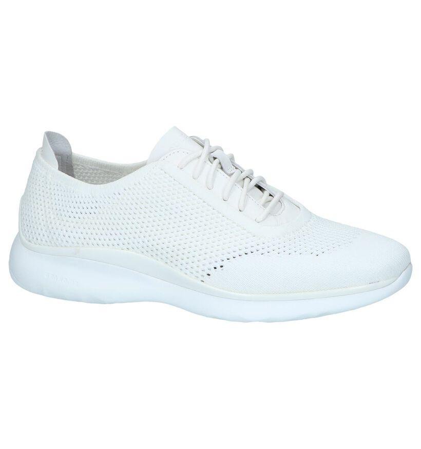 Witte Sneakers Cole Haan Zerogrand in stof (240406)
