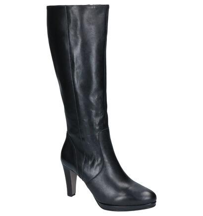 Gabor Bottes hautes en Noir en cuir (231371)