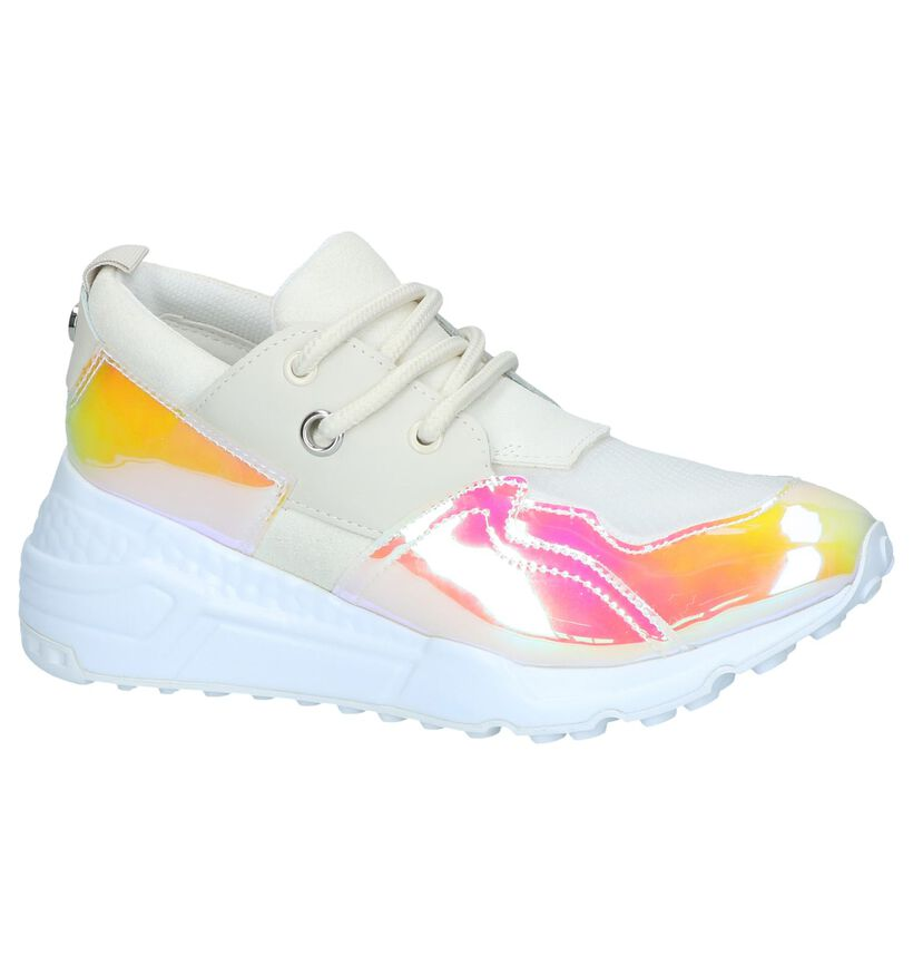 Steve Madden Cliff Multicolor Sneakers in kunstleer (252186)