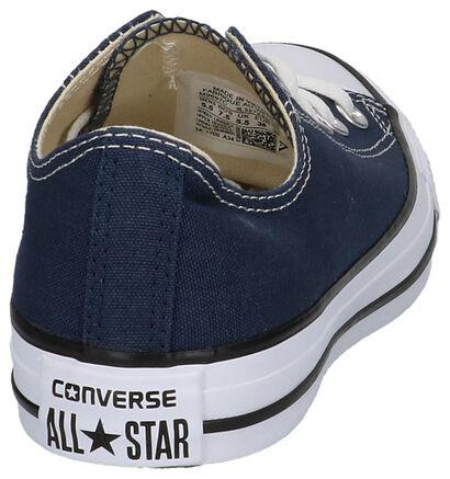 Converse Baskets basses  (Noir), Bleu, pdp