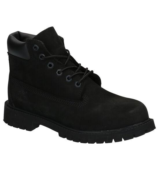 Timberland Premium 6 INCH Zwarte Boots