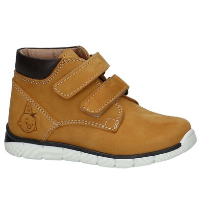 Bumba Chaussures hautes en Brun clair en nubuck (224079)
