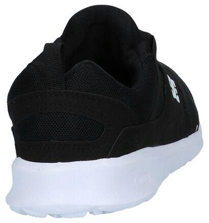DC Shoes Baskets basses en Noir en textile (210556)