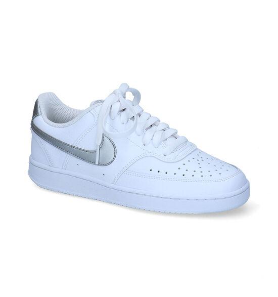 Nike Court Vision Baskets en Blanc