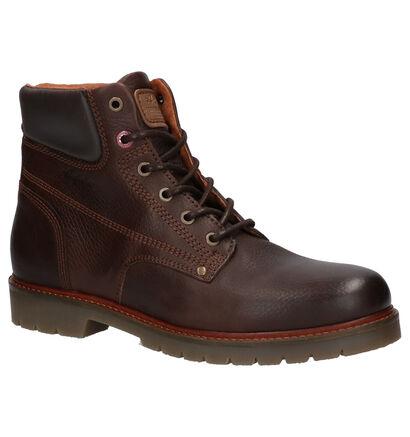 Australian Palermo Bruine Boots in leer (256199)