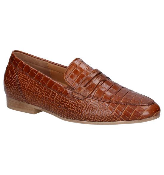 Gabor OptiFit Cognac Loafers
