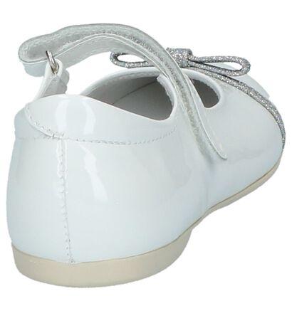 Beberlis Ballerines en Blanc en cuir (215979)
