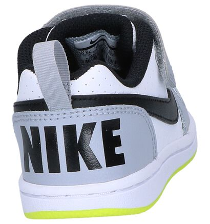 Witte Sneakers Nike Court Borough , Wit, pdp