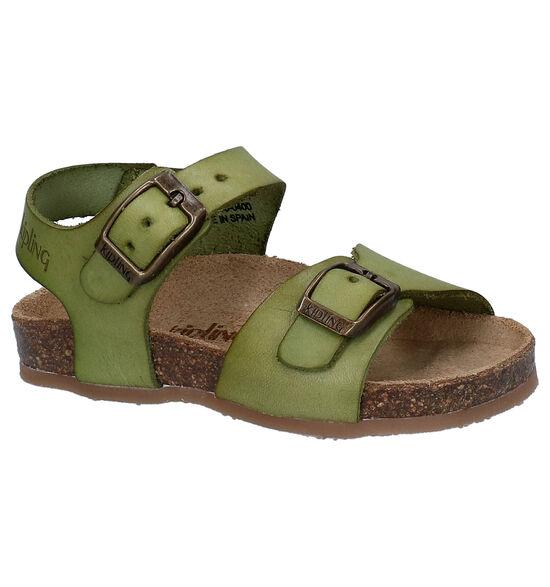 Kipling Easy 4 Sandales en Vert