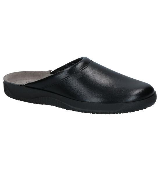 Rohde Pantoufles ouvertes en Noir