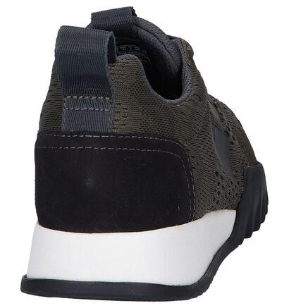 G-Star Chaussures basses  (Gris foncé), Vert, pdp