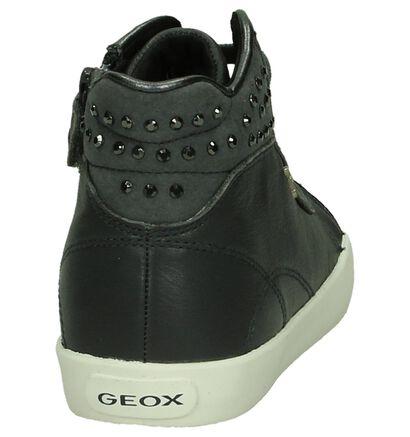 Geox Baskets hautes  (Gris foncé), Gris, pdp