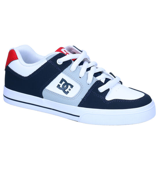 DC Shoes Pure Blauwe Sneakers