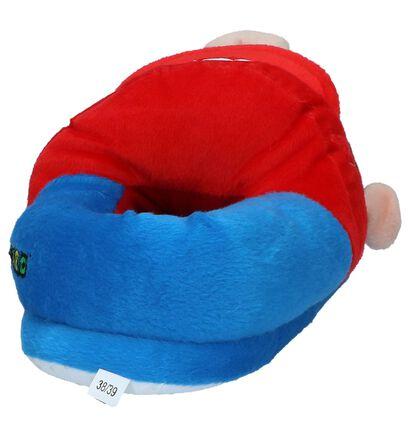 Mario Pantoufles fermées  (Bleu), Bleu, pdp