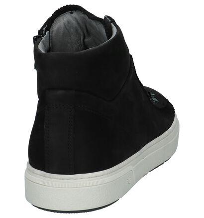 NeroGiardini Chaussures hautes en Noir en cuir (226524)