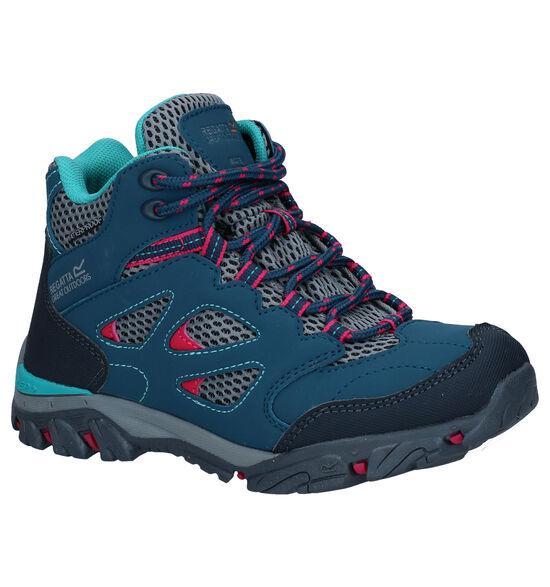 Regatta Holcombe Chaussures de randonnée en Turquoise