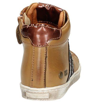 CKS Chaussures à fermeture à glissière et lacets  (Cognac), Cognac, pdp