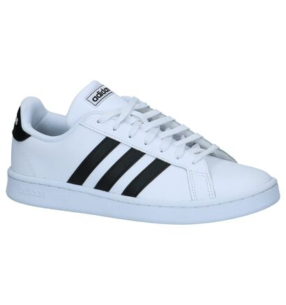Sneakers adidas Grand Court Wit, Wit, pdp