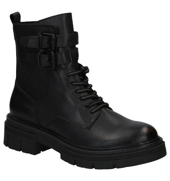Marco Tozzi Zwarte Boots