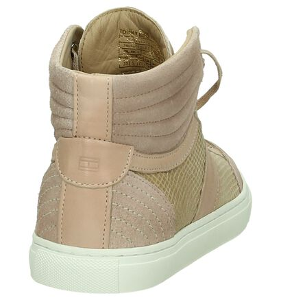 Tommy Hilfiger Sneakers hautes  (Rose), Rose, pdp