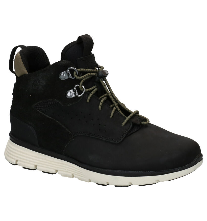 Timberland Killington Zwarte Bottines in nubuck (277714)
