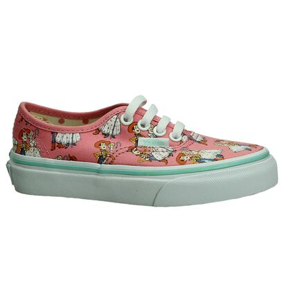 Vans Skate  (Rose saumon), Rose, pdp