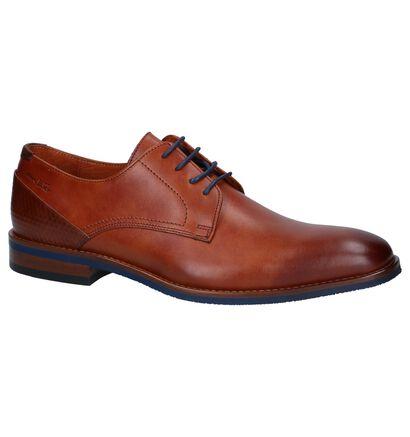 Van Lier Chaussures habillées  (Cognac), Cognac, pdp