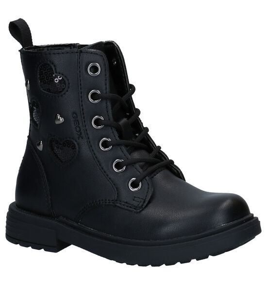 Geox Eclair Zwarte Boots