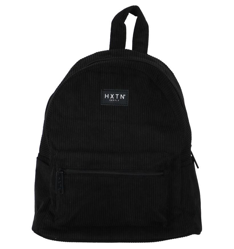 HXTN Sacs à dos en Noir en textile (258215)