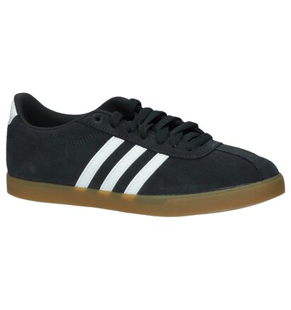 Zwarte Sneakers adidas Courtset W, Grijs, pdp