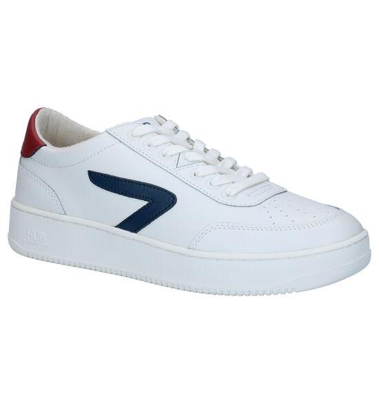Hub Baseline Witte Sneakers