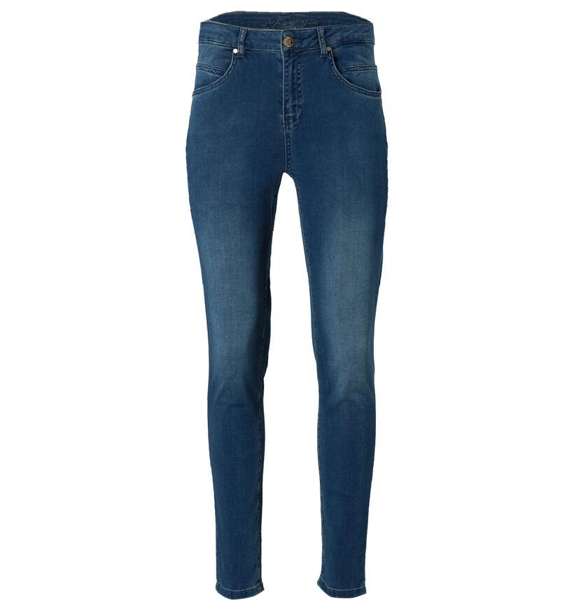 Maison Espin Blauwe Slim Fit Jeans (277966)