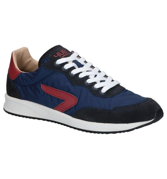 Hub Line Blauwe Sneakers