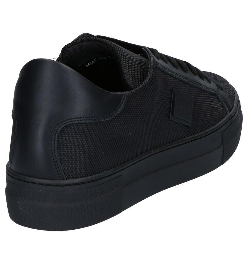 Anthony Morato Zwarte Sneakers in leer (261875)