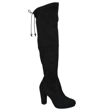 Overknee Laarzen Zwart Tamaris, Zwart, pdp