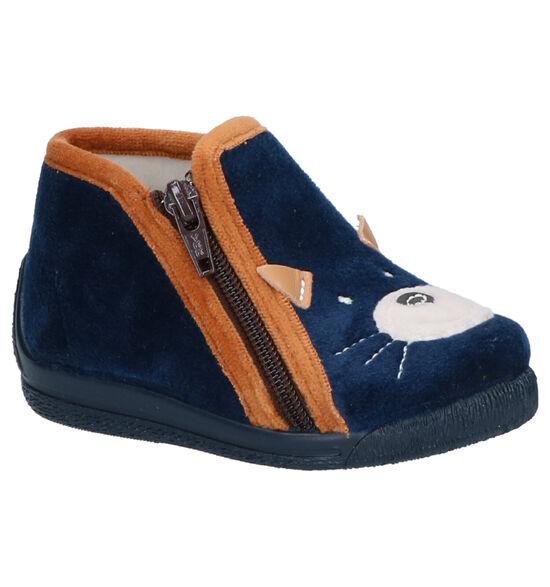Bellamy Kouak Blauwe Pantoffels