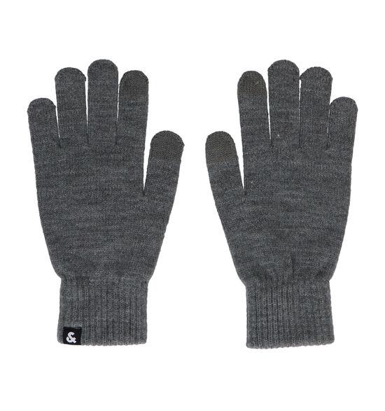 Jack & Jones Barry Grijze Handschoenen