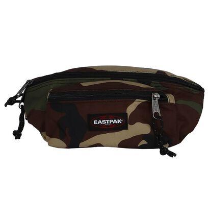 Zwarte Eastpak Doggy Bag Heuptas in stof (238132)
