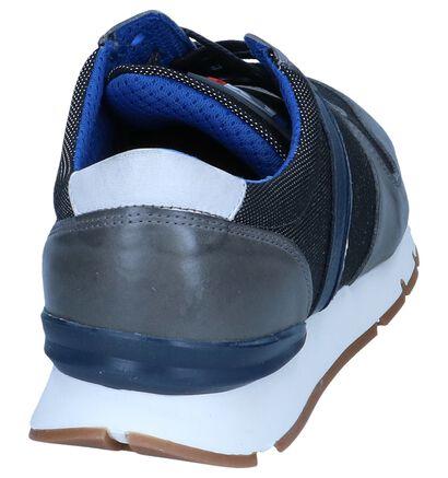 River Woods Chaussures basses en Gris foncé en textile (246511)