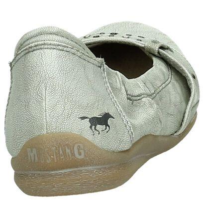 Mustang Ballerines  (Gris clair), Gris, pdp