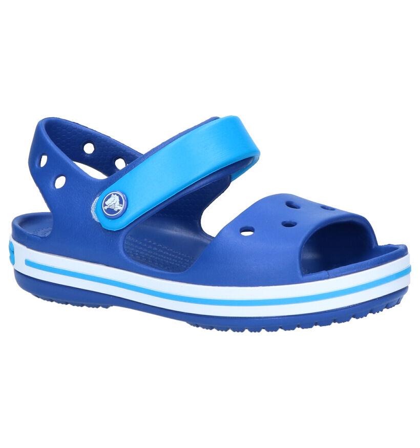 Crocs Crocband Blauwe Watersandalen in kunststof (269669)