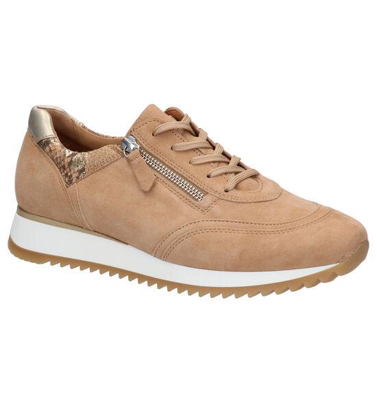 Gabor Optifit Cognac Sneakers