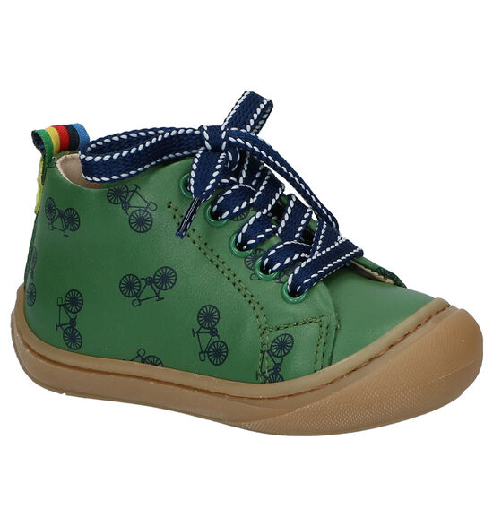 STONES and BONES Vorm Bottines en Vert