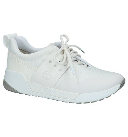 Witte Lage Sportieve Sneakers Timberland Kiri New Lace Oxford, Wit, pdp