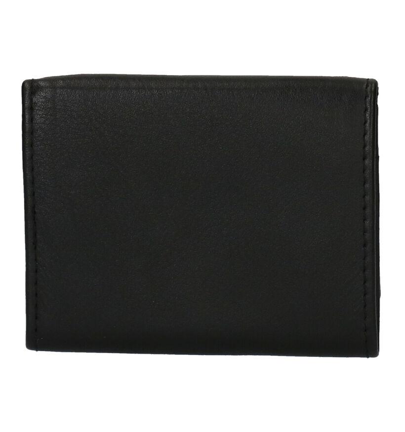 Crinkles Portefeuilles en Noir en cuir (263764)