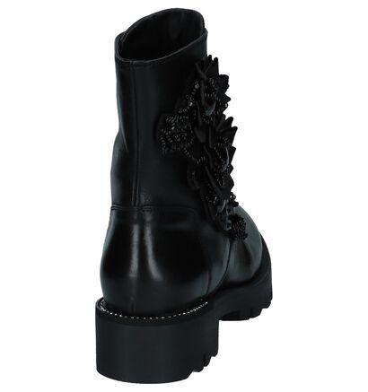 Zwarte Boots Tosca Blu, Zwart, pdp