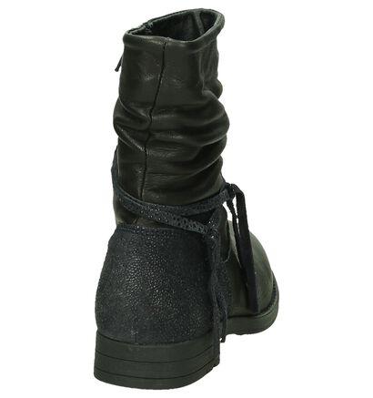 Zwarte Korte Laarzen Ghost Rockers, Zwart, pdp
