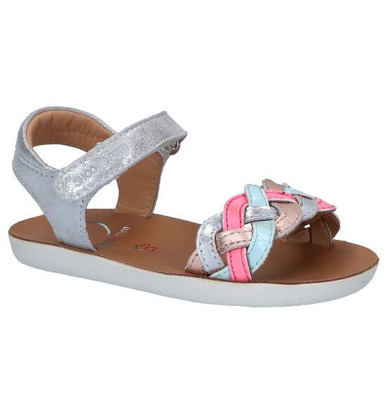 Shoo Pom Goa Wowo Zilveren Sandalen
