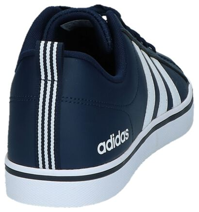 Donkerblauwe Sneakers adidas VS Pace, Blauw, pdp