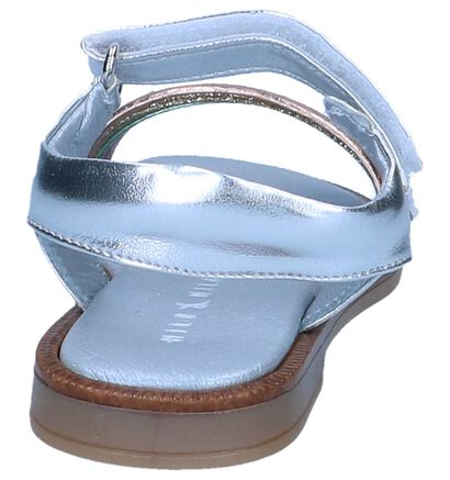 Zilveren Sandalen Mila & Mila in imitatieleer (243809)